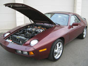 1984 Porsche 928 S2 Door Coupe